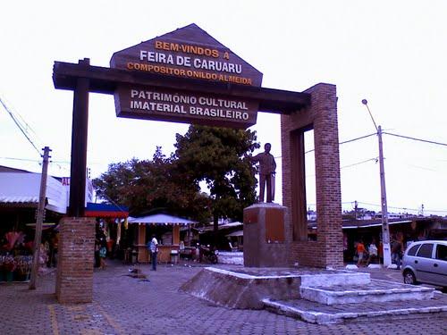 FEIRA-DE-CARUARU Viagem á Recife