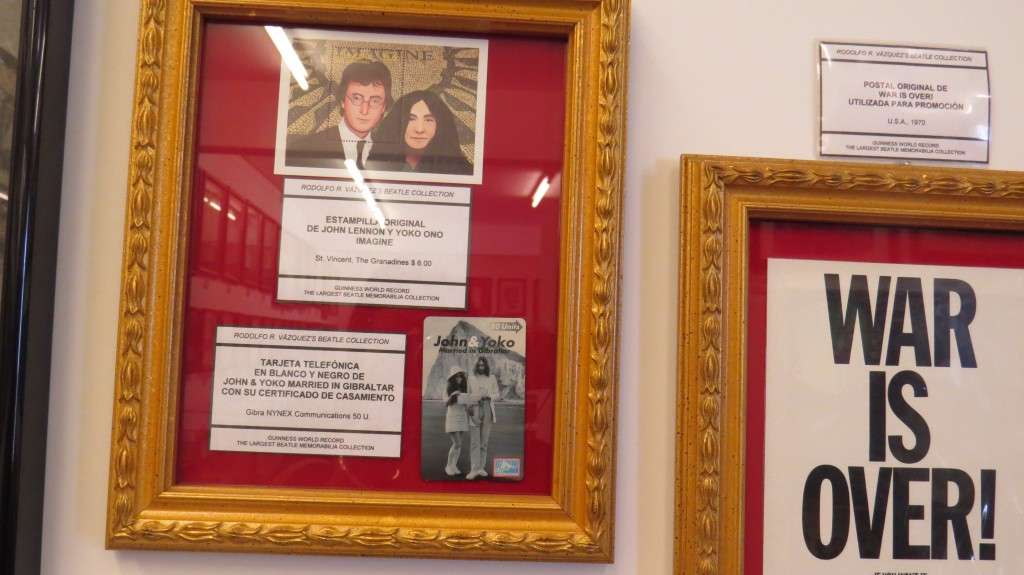 IMG_0361 MUSEU BEATLES/BUENOS AIRES
