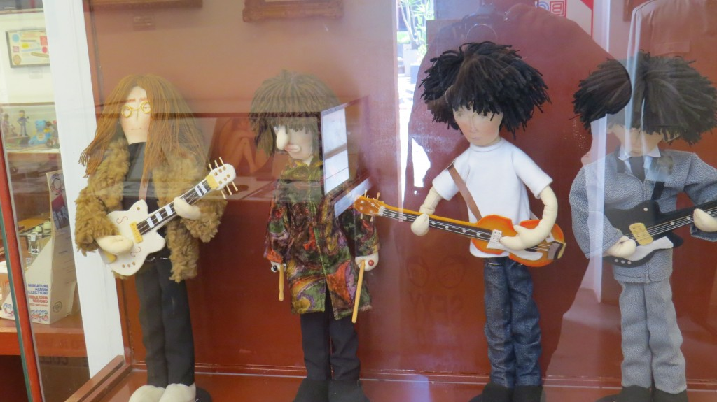 IMG_0404 MUSEU BEATLES/BUENOS AIRES