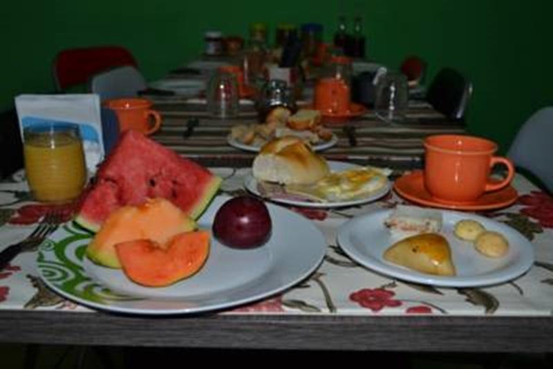 CAFE-2-RED POUSADA BOI BUMBÁ - A ARTE DE RECEBER BEM