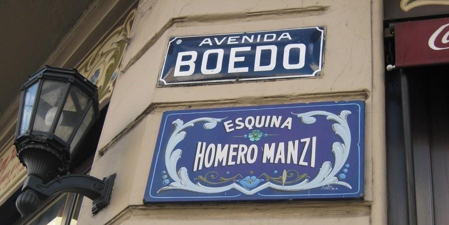 homero-manzi-esquina Meu roteiro para Buenos Aires   Inspire-se