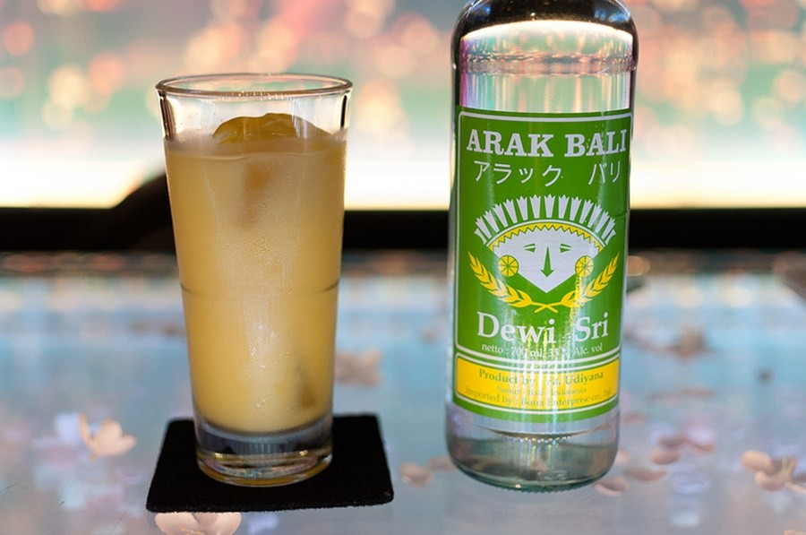 DRINK-ARAK O Natal na terra dos faraós