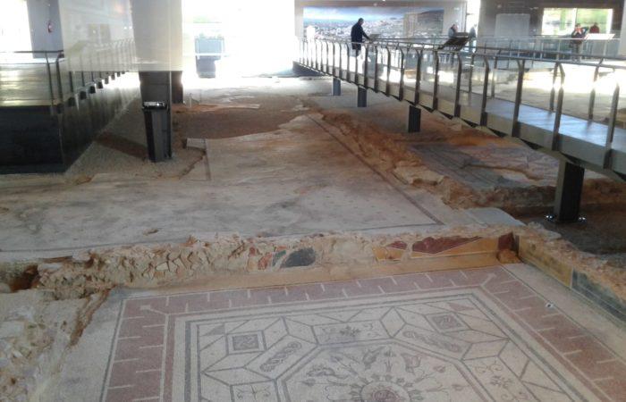 museo mosaico_Spello3