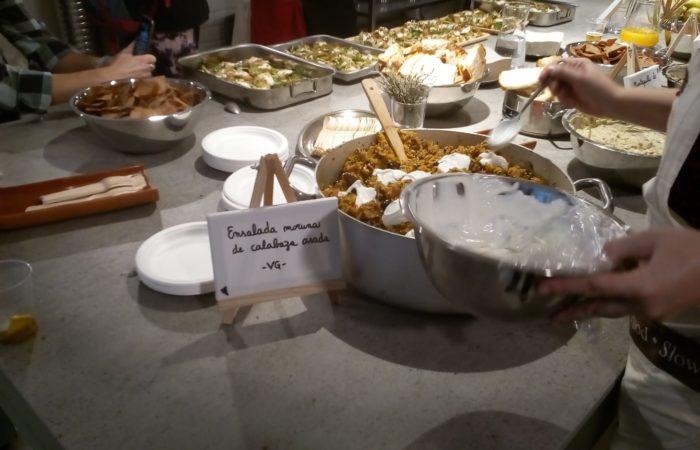 spazio cucina dell'associazione Slow Food_1