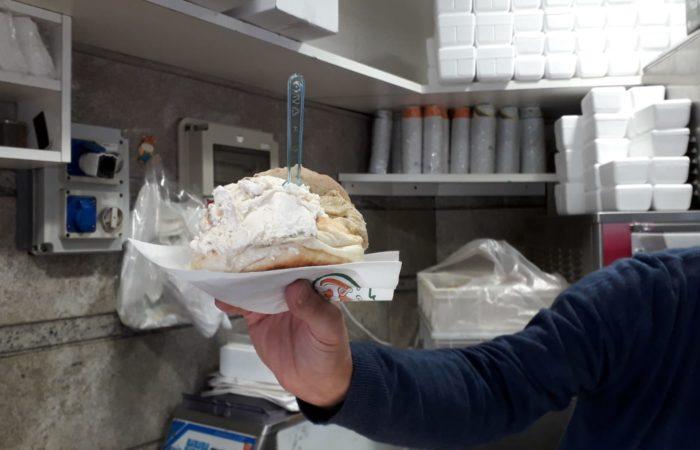 gelato al bergamotto