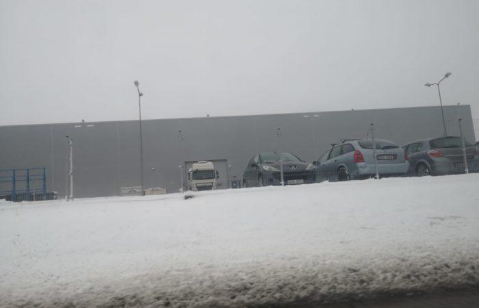 zona industriale di Radomsko