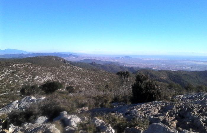 25 01 2019 - Parc del Garraf- Punta La Morella 7