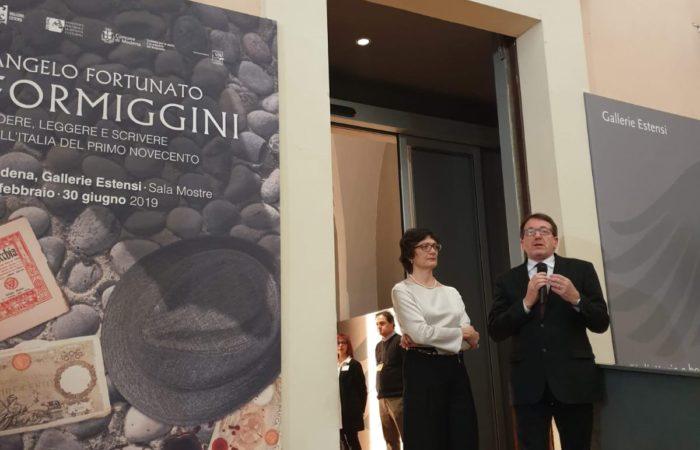 Modena mostra Formiggini