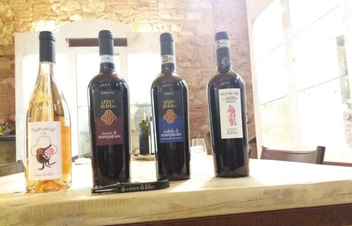 Bottega Valdichianaeating_vini Croce di Febo