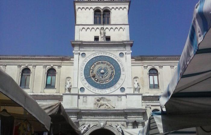 Padova_torre dell'orologio