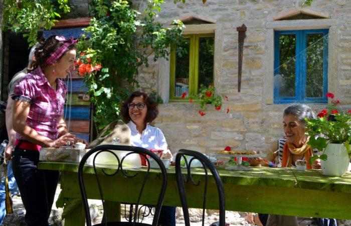 ValdericArte - Lamoli di Borgo Pace_2saluti ai partecipanti