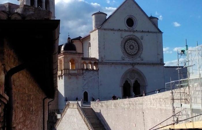 Basilica San Francesco_assisi