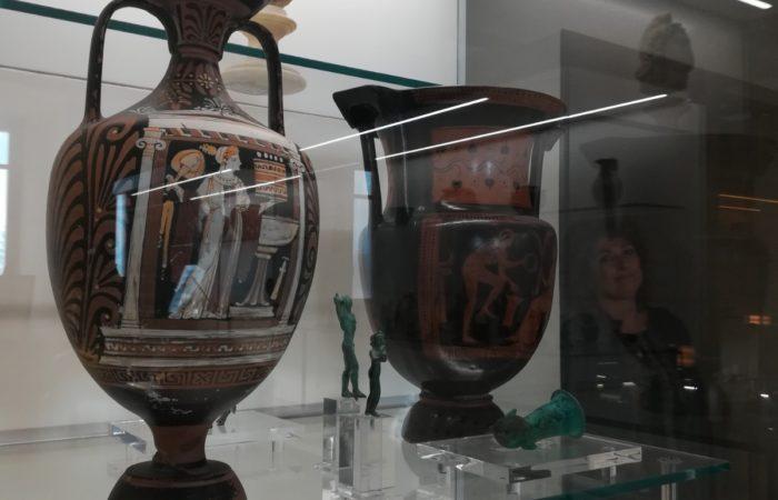 Collezione Aldega, collezione permanente del Museo