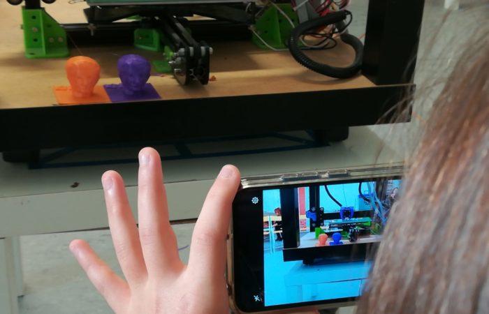 laboratorio didattico sulla stampante 3D_2