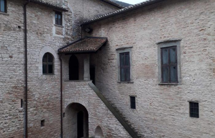 Castello dei Brancaleoni a Piobbico