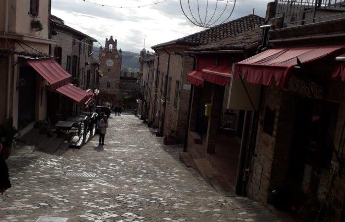 villaggio fuori le mura_Gradara