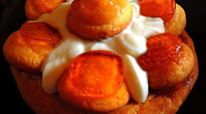 Saint Honore Cake ( Saint-Honoré aux crèmes chiboust )