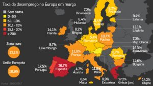 mapa do desemprego na europa Abr 2013-011880990178508645996