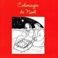 Coloriages de Noël, Maïte Roche, 2011, Mame