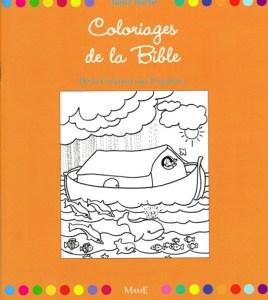 Coloriages de la Bible - Maïte Roche - 2011