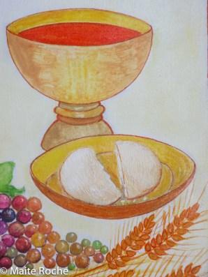L'eucharistie et le