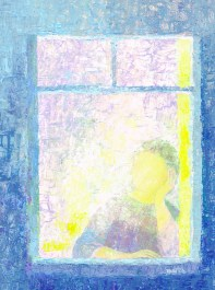 À la fenêtre, Panorama n°218, Maïte Roche