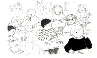 La classe, Maïte Roche, 1985