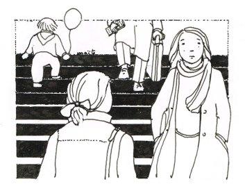 Destins croisés, Panorama, Maïte Roche,1986