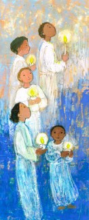 Première communion, Signet- Maïte Roche
