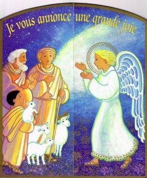 Calendrier de l'Avent de l'Évangile, Maïte Roche, Mame, 2004