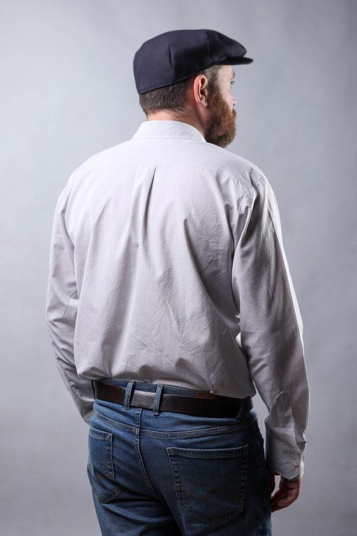 dos chemise cesar
