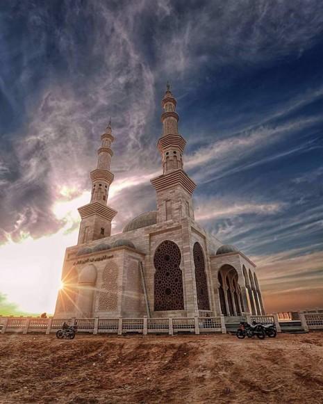 تفسير حلم رؤية المسجد أو الجامع أو مصلى في المنام لابن سيرين