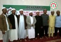 Alhamdulilah, LPW Majelis Mujahidin Sulawesi Selatan resmi dideklarasikan