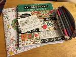 Adult Coloring Subscription From JustAddColorBox.Com!