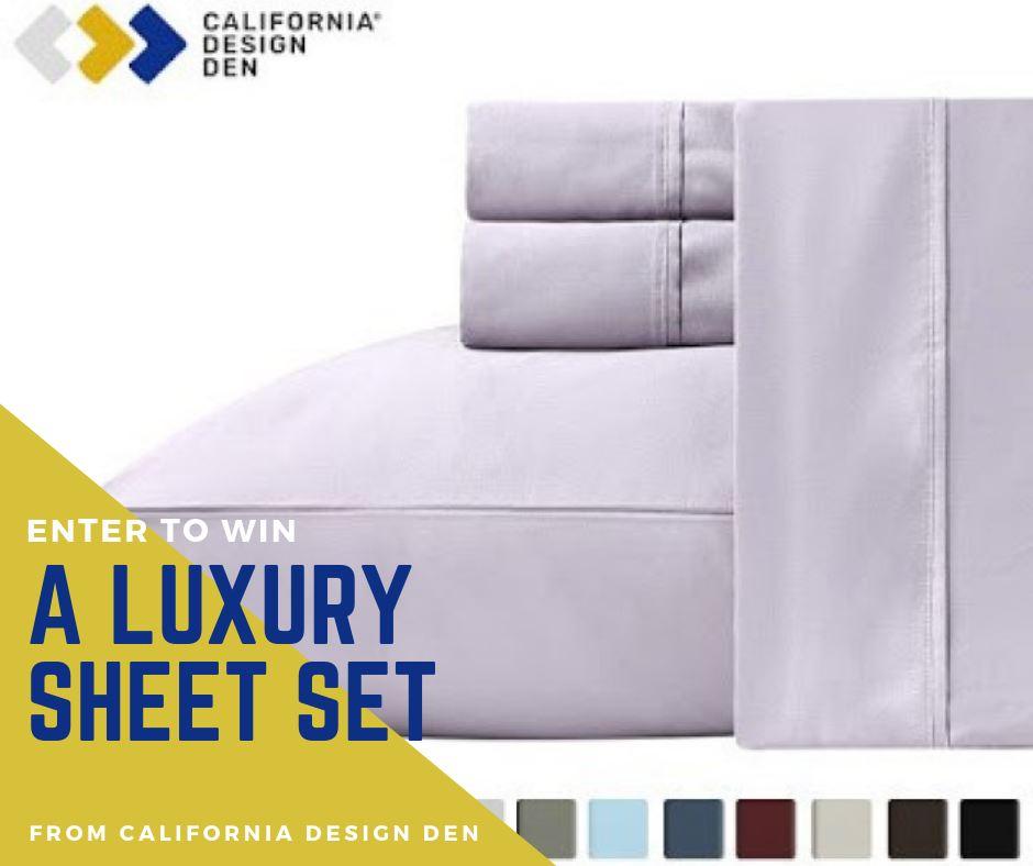 California Design Den #Giveaway