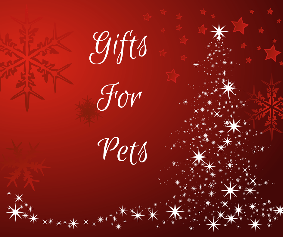 Gifts For Pets #HolidayGiftGuide2019