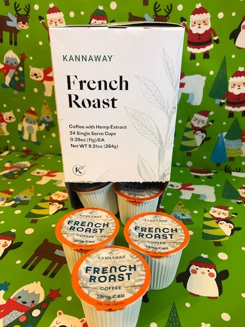 Kannaway French Roast CBD Coffee