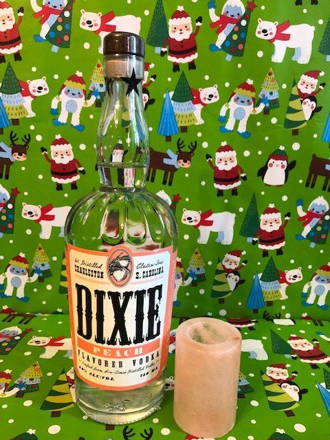 Dixie Peach Vodka