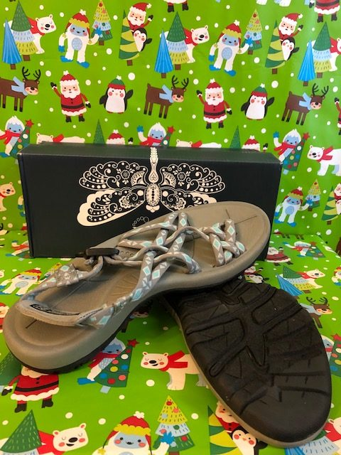 The Siena Sport Sandals for Women - Grey