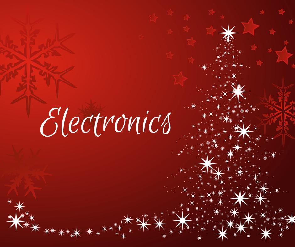 Electronics #HolidayGiftGuide2019