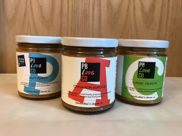 The PB Love CO - Award Winning Nut Butters