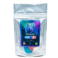 Blue Moon Hemp CBD Gummies w/ Melatonin • [CBD Oil Solutions]