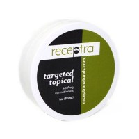 Receptra Hemp CBD Targeted Topical • CBD Oil Solutions