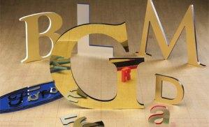 Metal-Laminate Letters