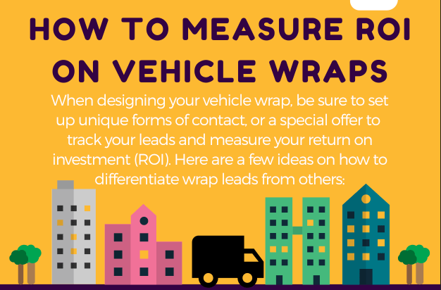 How to Measure ROI on Vehicle Wraps