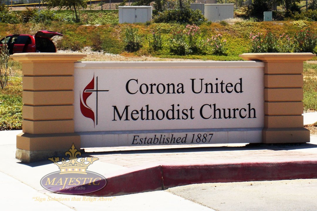 Corona United Methodist Church