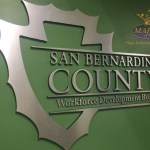 San Bernardino County Interior Sign