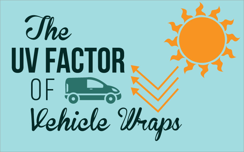 The UV Factor of Vehicle Graphics