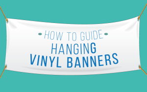 How To Guide on Hanging Vinyl Banners