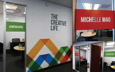4 Reasons Why Your Business Needs Office Wall Graphics